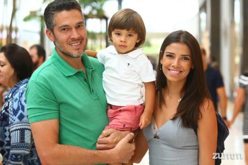 Pedro, Pedro Barruffini e Mariana Delbon