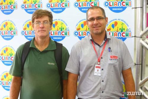 Marcos Ficher e Renato Lourencini
