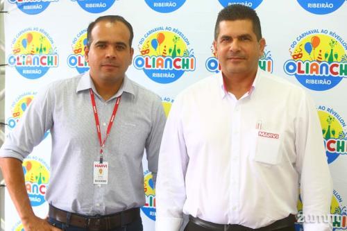 Rodrigo Almeida e Adauto Turco