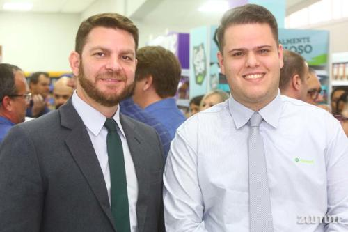 Ronaldo Mazzoni e Victor Zuquermalio