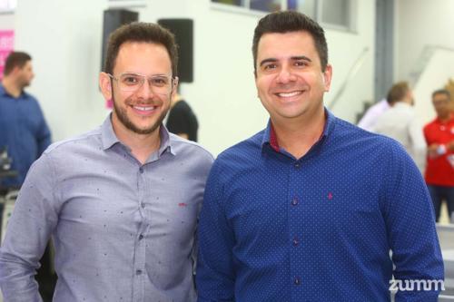 Tihers Galinari e Felipe Campos