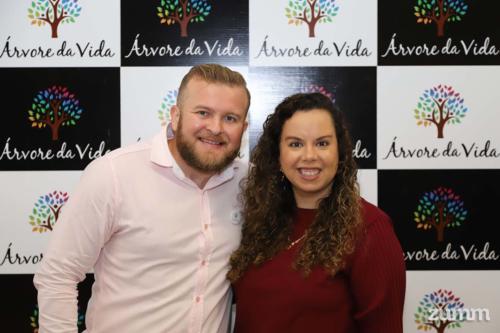 Anderson Silva e Pâmela Souza