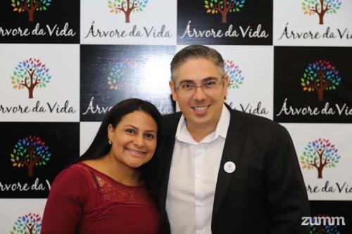 Eliane e Rodrigo Prioli