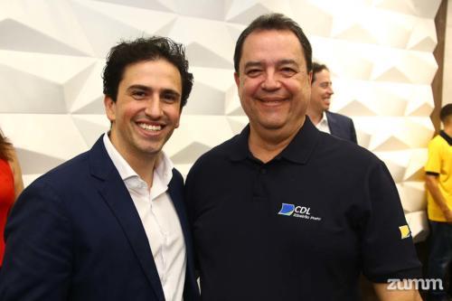Felipe Barbosa e Paulo Garcia Lopes