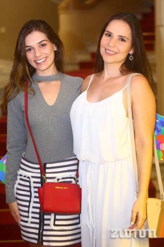 Ana Luiza e Marília Gallucci