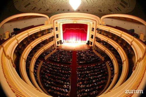Espetáculo foi realizado no Theatro Pedro II