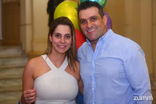 Manuela e Leandro Camilo