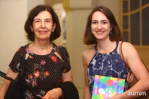 Regina Esquível e Patrícia Misiara