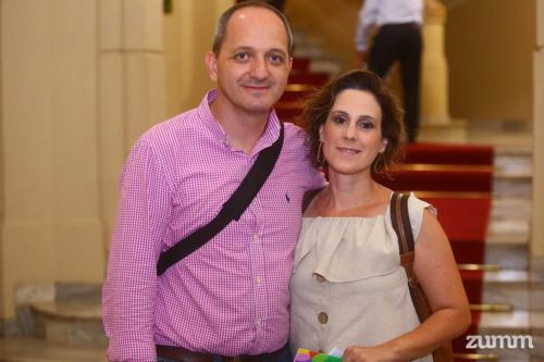 Rogério e Liliane Bobato