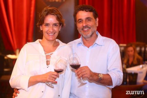 Blanche e Osvaldo Amaral