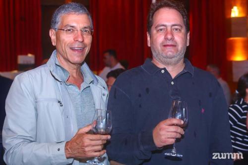 João Paulo Fortes Guimarães e Gustavo Biscalchini