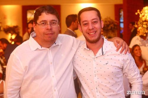 Mario Almeida e Luan Nocciolli