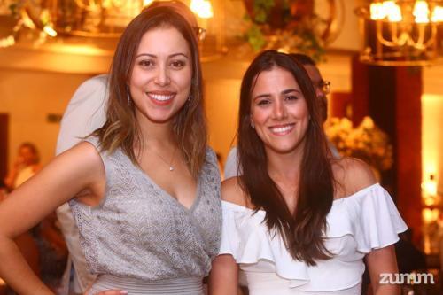 Vanessa Mendes e verônica Sembenelli