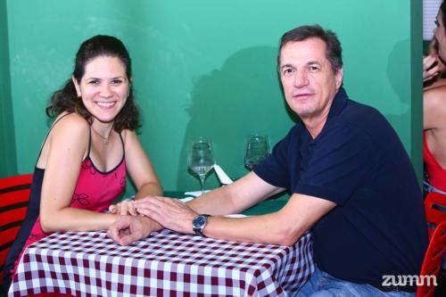 Ana Rodrigues e Izildo Tozete