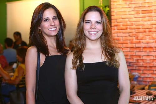 Cláudia e Kelly Ferreira