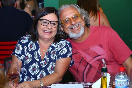 Márcia e Nélio Domingos