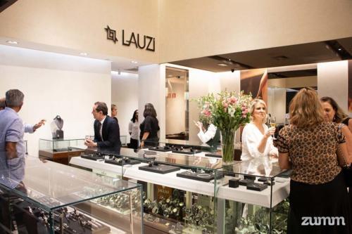 Convidados conhecem a nova Joalheria Lauzi