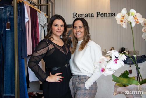 Renata Penna e Adriana Cury