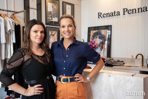 Renata Penna e Marília Galhardo