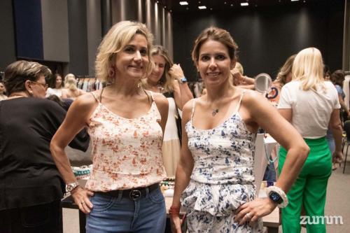 Adriana Coselli e Bruna Cardoso