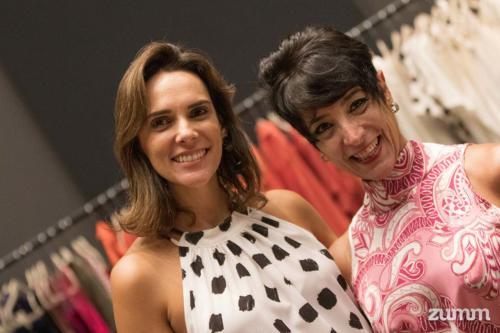 Fernanda Hentz e Mônica Siqueira