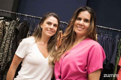 Flávia Baracat e Ana Lima