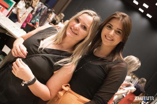 Kamila Fernandes e Emilly Olini