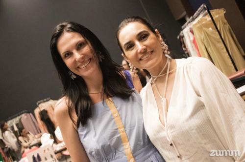 Mariana De Lima e Luciana Issa