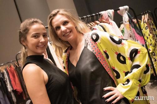 Marina Campos e Mariana Pelle