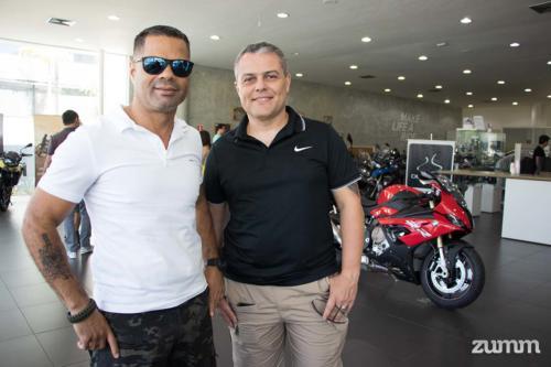 André Pelarin e Adriano Silva