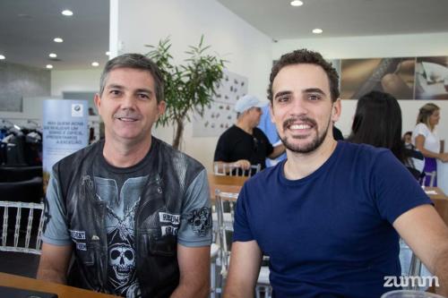 Anselmo Mengatto e Felipe Gerardi