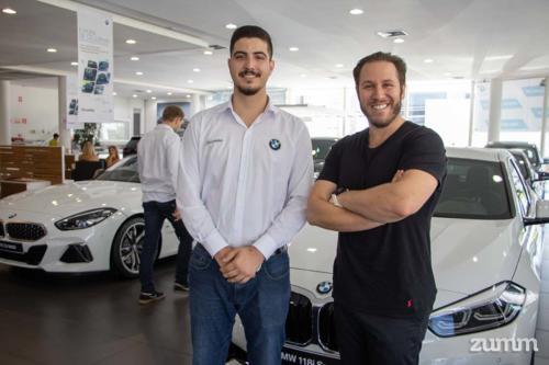 Felipe Nicolosi e Ricardo Gonzalez