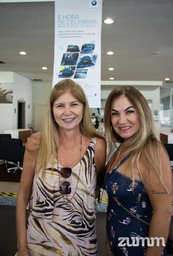 Rosana Ferrari e Sílvia Boldrin