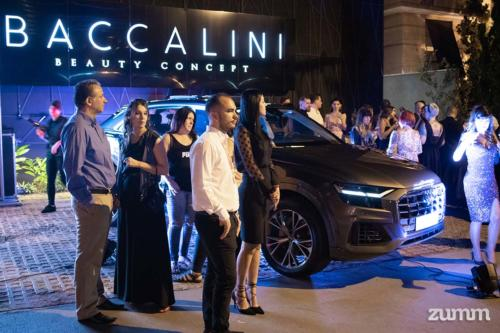 Festa de 8 anos do Baccalini Beauty Concept