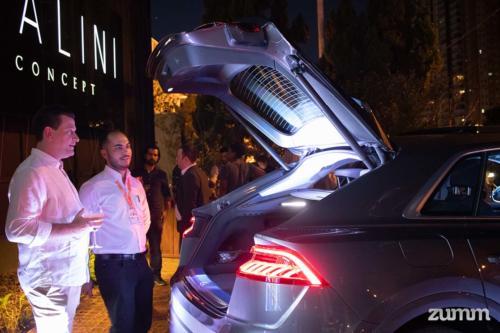 8 anos do Baccalini Beauty Concept em parceria com a Audi Center RP