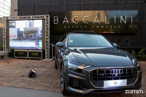 Audi participou da comemoração dos 8 anos do Baccalini Beauty Concept