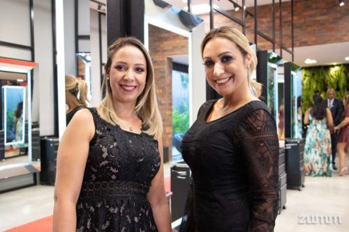 Camila Arantes e Elisângela Alves