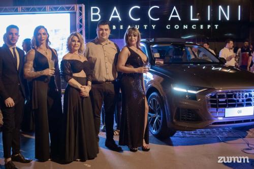 Wesley, Pâmela e Adriana Baccalini, Adriano Oliveira e Márcia Coimbra