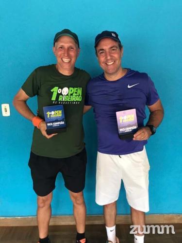 Jader Moreira e David Sampaio