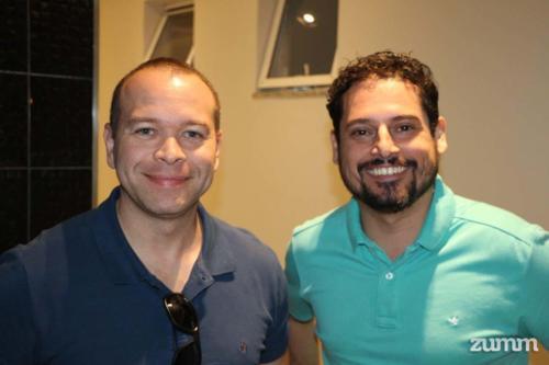Fernando Ferreira e Márcio Miranda