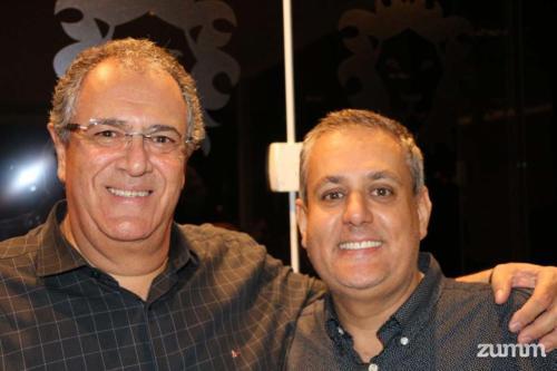 Luciano Lombardi e Evaldo Gomes