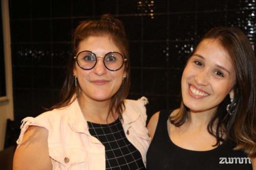 Marli Dadonas e Fernanda Cardoso