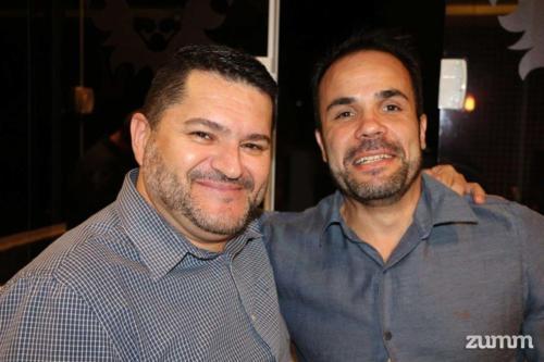 Pedro Mendonça e Eduardo Oliveira