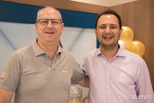 Eugênio e Leonardo Metzdorf