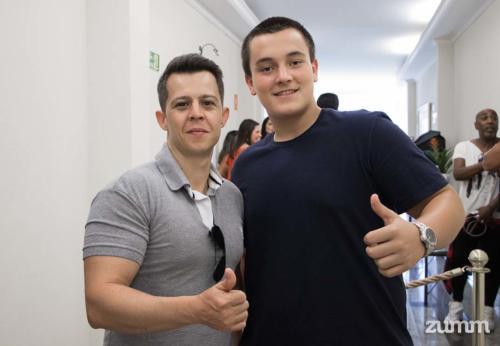 Leonardo Stocco e Pedro Bitaraes