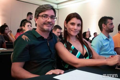 Reginaldo Guimarães e Maria de Fátima