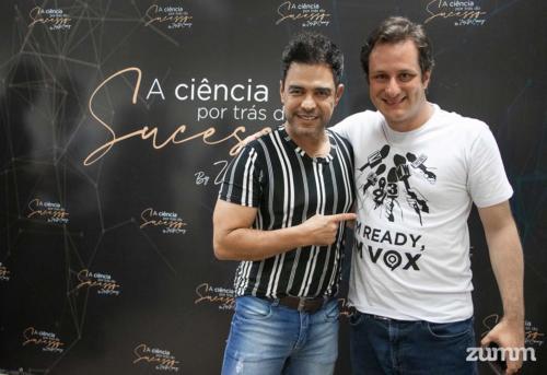 Zezé di Camargo e Luis Fernando Câmara