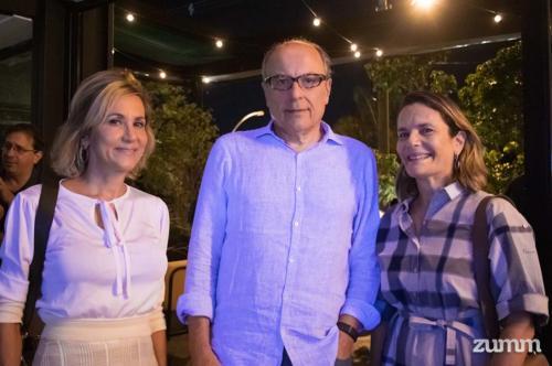 Adriana Coselli, e André e Ana Vera Biagi