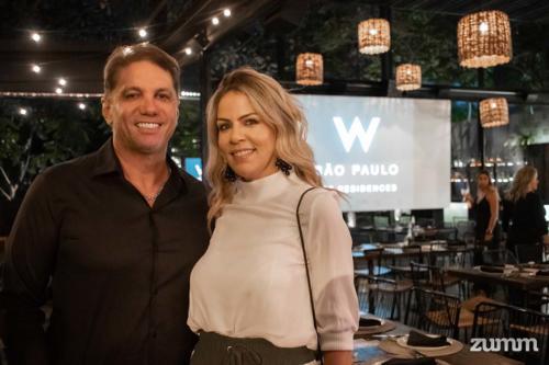 Ronaldo e Silvia Perissoto