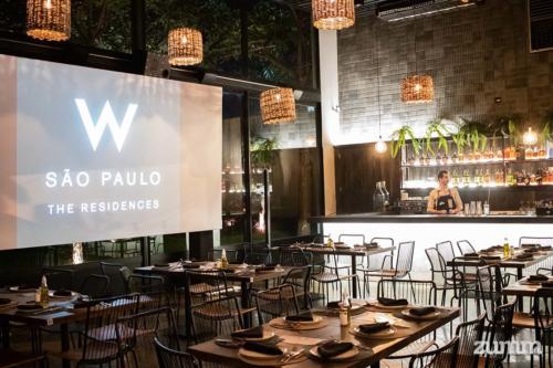 Apresentação do W Residences São Paulo